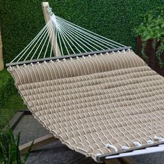 New Option- 13 ft. Cocoa Pillowtop Hammock.