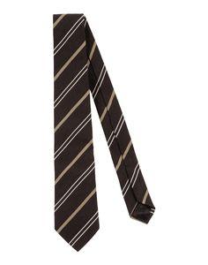 GUCCI TIES. #gucci # Nate Archibald, Gossip Girl, Dark Brown, Flannel, Stripes, Tie, Gucci Men, Fashion, Moda