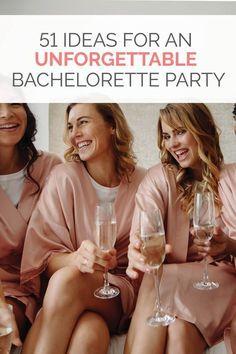bachelorette party ideas, bachelorette party games, wedding checklist, Maid of Honor duties, bridesmaid duties | 51 Ideas for an Unforgettable Bachelorette Party | Kennedy Blue
