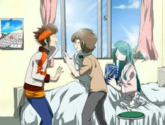 Inazuma Eleven Go Fanfiction, Inazuma Eleven Go, Arte Disney, Tokyo Ghoul, Comic Strips, My Hero, Manga, Comics, Drawings