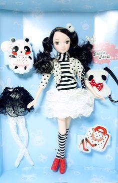 Kurhn Doll - Sweet Girl Panda Doll - 6103 NIB! $52 via @shopseen