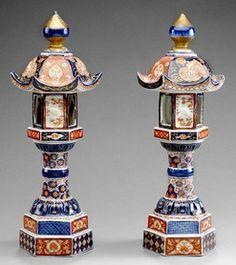 Antique Auctions, Garden Inspiration, Porcelain, Asian, Ceramics, Antiques, Fabric, Gold, Image