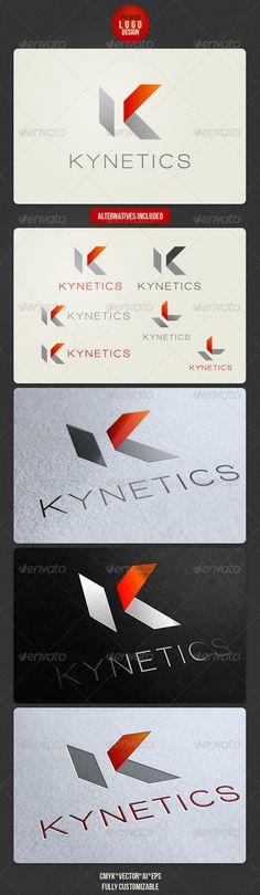 Minimalistic Typographic Logo Design - http://graphicriver.net/item/minimalistic-typographic-logo-design/3439044?ref=cruzine