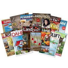 Von Auflagenmisere keine Spur: Magazine, die das ländliche Idyll zelebrieren, erleben einen Boom am Kiosk. Jetzt überschwemmen Deutschlands Verlage die Republik mit Zeitschriften für den rustikalen Lifestyle. Warum sind sie so erfolgreich?