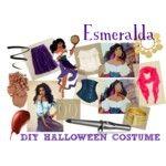 DIY Halloween Costume - Disney's Esmeralda