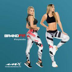 Los leggins que quieres #brandfit encuéntralos en www.modacolombiana.mx  #fashionfitness #