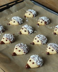 Haft Seen, Whipped Shortbread Cookies, Baking With Kids, Fika, Dessert Recipes, Desserts, Scones, Biscotti, Doughnut