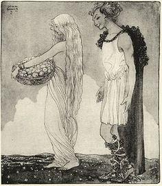Idunna & Loki