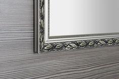MELISSA zrcadlo v dřevěném rámu 570x770mm, stříbrná : SAPHO E-shop Girls Bedroom, Mirror, Retro, Shop, Home Decor, Decoration Home, Room Decor, Girl Bedrooms, Mirrors