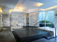 The St. Regis Singapore—Remede Spa Wet Lounge