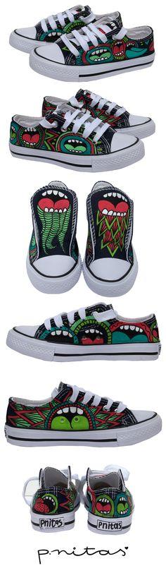 Nuevas Sneakers en http://pnitas.es/?p=5046 #sneakers #design #cumtom #shoes #zapatillas #personalizadas