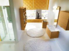 Lavish bathroom tren