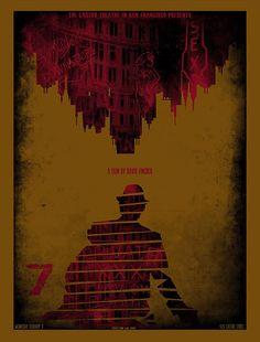 Awesome Se7en poster