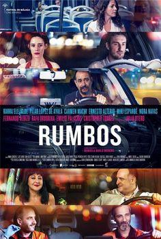 Rumbos (2016) España. Dir: Manuela Burló Moreno. Drama. Comedia. Romance. Medios de comunicación - DVD CINE 2438