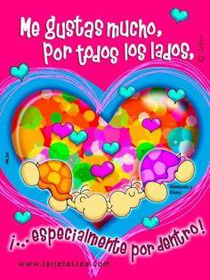 tarjetas de amor - ♋