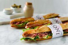 Ricette panini di Pasquetta - Baguette classica