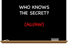 "Watch the ""au/aw-SECRET"" and share it with your class tomorrow :) ....Follow for Free ""too-neat-not-to-keep"" teaching tools & other fun stuff :)"