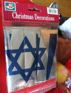 So this company celebrates Christmakkah too? I knew eventually it would catch on. ;)