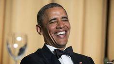 Revista El Cañero: Obama en cena anual con periodistas