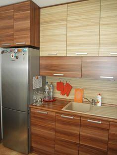 Kuchyňa Slivka - BMV Kuchyne Kitchen Cabinets, Home Decor, Decoration Home, Room Decor, Cabinets, Home Interior Design, Dressers, Home Decoration, Kitchen Cupboards