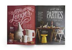 Font Bistro: Hand Lettered Chalk Typography By Dana Tanamachi