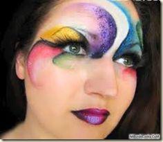 maquillaje fantasia facil - Buscar con Google