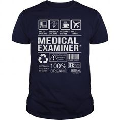 Awesome Tee For Medical Examiner T Shirts, Hoodies. Check Price ==► https://www.sunfrog.com/LifeStyle/Awesome-Tee-For-Medical-Examiner-106126032-Navy-Blue-Guys.html?41382