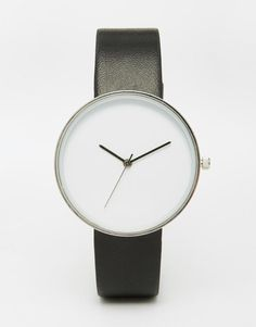 ASOS | ASOS Clean Minimal Watch at ASOS