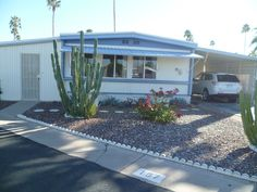 Great Street Appeal 1971 Skyline Mobile Manufactured Home In Mesa AZ Via MHVillage