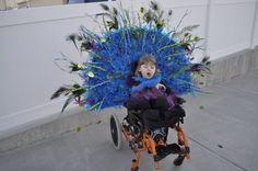 Wheelchair Halloween Costumes