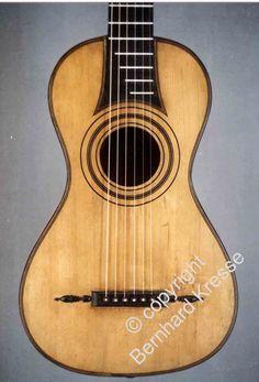 Kresse Gitarren | Archiv // Detail