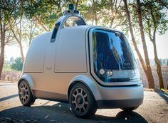 two ex-google engineers built nuro a self-driving delivery car bringing you pizza groceries and more | Netfloor USA