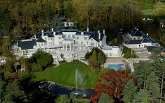 $138 mill home. Seriously, google image it. AMAZING!!!