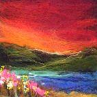 Panik Gallery - Paintings by Moy Mackay