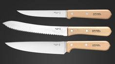 Opinel Chef's Knives Set - iGet.it