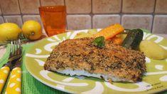 Filetti+di+salmone+gratinati+alle+erbe+aromatiche