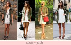 Vestido levinho + …