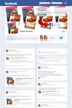 Cheap Printing   Facebook Cheap Printing, Ip Chicken, Facebook, Prints