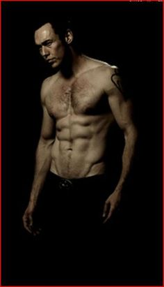 Kevin Durand as Emil Pangborn, I don't know who this is. He just looks soo damn good!