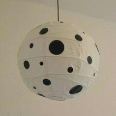 Ikea Regolit DIY: Punkte über Punkte...