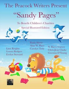 Sandy Pages: The Peacock Writers Present (Volume Face Forward, Poetry Books, Best Face Products, How To Raise Money, Charity, Presents, Writers, Authors, Education