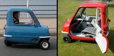 Os menores carros do mundo