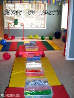LEGO PARTY IDEAS - Google Search