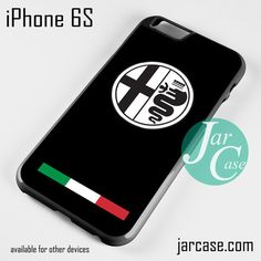 Alfa Romeo From Italy Phone case for iPhone 6/6S/6 Plus/6S plus