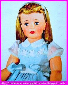 boneca Amiguinha Estrela 1960/61