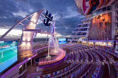 Inside the World's Largest Cruise Ship: Allure of the Seas