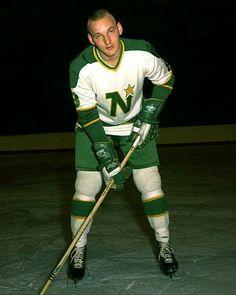 Bill Goldsworthy | Minnesota North Stars | NHL | Hockey