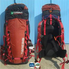 Tas Gununng - BackPack/Rucksack - Carrier Consina Tarebbi 60L