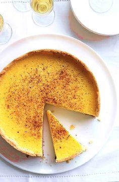 Low FODMAP Recipe and Gluten Free Recipe - Custard tart    http://www.ibs-health.com/low_fodmap_custard_tart.html