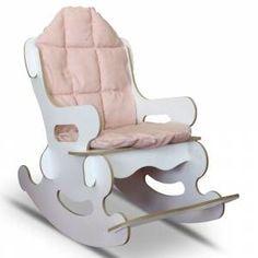 Sallanan Çocuk Sandalyesi Çocuk Koltuğu Minderli PB105